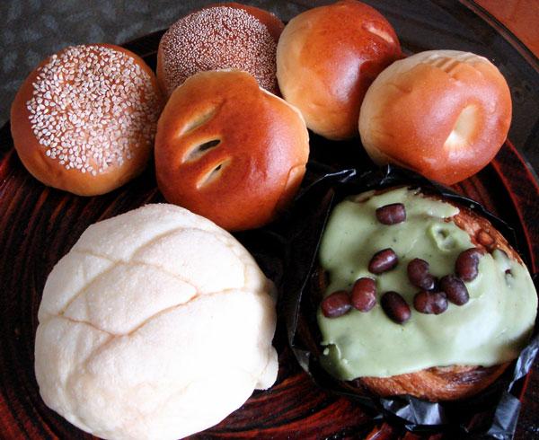 Japanese Breads