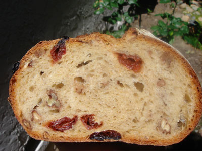 Cherry-Pecan Bread