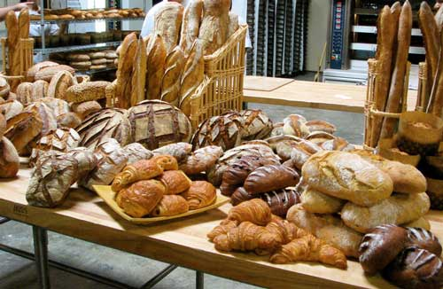 The Week's Breads