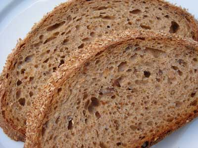 Better 98.4% whole grain slices