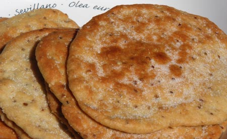 Tortas de Aceite (Olive Oil Wafers)