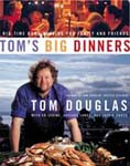 Tom's Big Dinners book cover