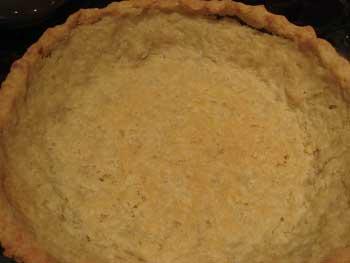 Bad pie crust