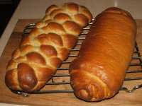 Braid and apricot roll on blog from OUR kitchen