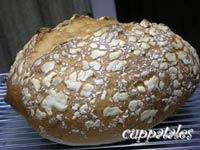 German Sunflower Seed Bread with Dutch Crunch
