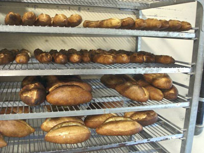 baguettes and batards