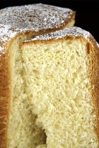 pandoro crumb