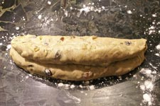 shaped stollen