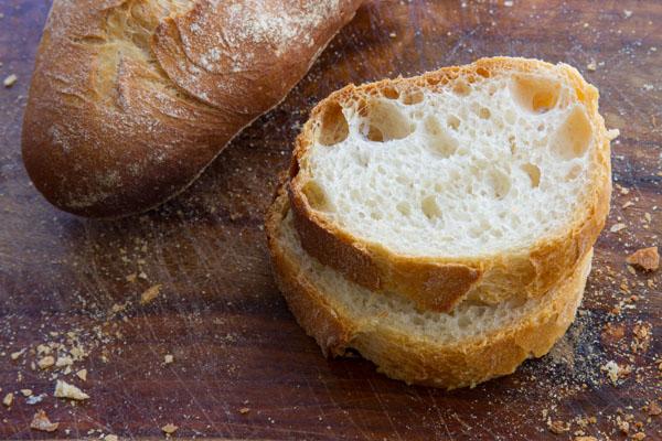 Julia Child French Bread Sliced Wild Yeast