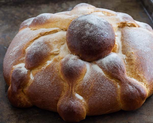 Pan de Muerto Recipe (Bread of the Dead)