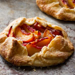Peach Galettes