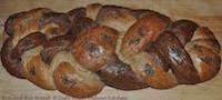 Not so BraidedBread: Braided Rye Bread