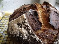 Crusty Beer Bread