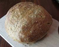 Seeded Sour Rye Bread