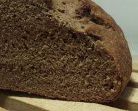 Malted Barley Rye Bread