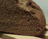 Malted Barley Rye Bread