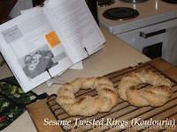 Sesame Twisted Rings