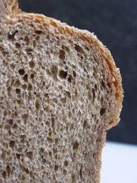 Malted Barley Dark Rye Sandwich Loaf