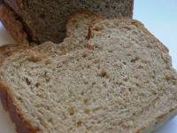 Peanut Butter Bread with White Whole Wheat