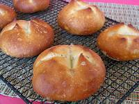 French-style rolls