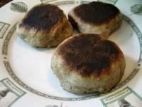 Sourdough English Muffins