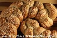 Braided Peasant Loaf