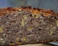 Apple Cinnamon Oat Bread