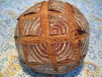 Sourdough Bread (