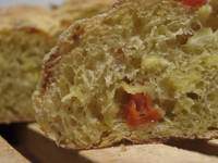 Pepper and Egg Bread