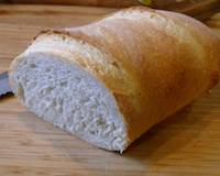 Sourdough French Bread with unfed starter