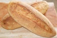 Rustic Italian Tomato Basil Bread