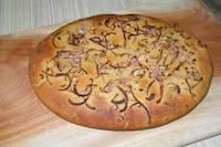 Whole wheat herbed buttermilk biga bread