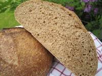 Sue's Whole Wheat Sourdough aka Pink Wig Sourdough