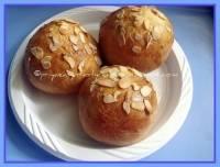 Sweet Almond Buns