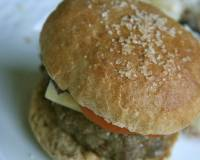 Part Whole Wheat Hamburger Buns