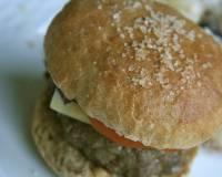 Part Whole Wheat Hamburger Buns