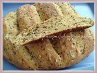 Whole Wheat Multi-Seeds Bread
