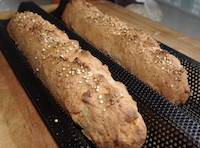 Gluten-free baguettes