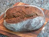 Molasses Rye Bread