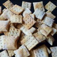 Rye Crackers