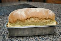 Semolina Sandwich Bread