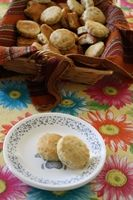 Spicy Dill Biscuits