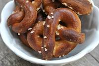 Soft pretzels