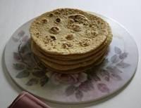 Skillet Baked whole wheat Pita