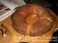 Royal Crown's Tortano