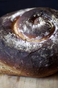 Crusty Yeast Bread
