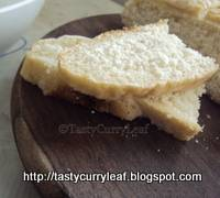 Pane Toscano - Saltless Tuscan Bread