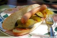 New England Hotdog Bun