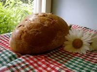 Sourdough Orange and Mint Loaf