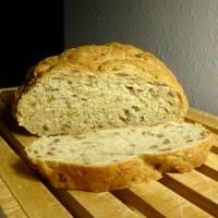 Sunny Oatmeal Bread